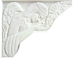 5290 | Bajorelieve Angel